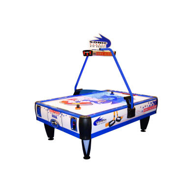 Surprising Sega Sonic All Stars 4 Player Air Hockey Table Interior Design Ideas Tzicisoteloinfo