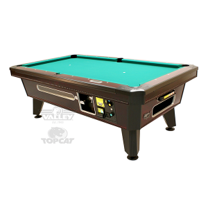 Valley Dynamo Top Cat Pool Table